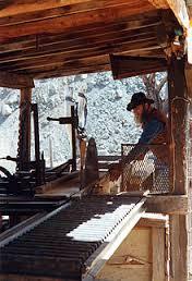 Generic Early Sawmill