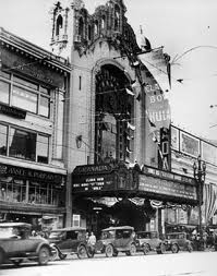 Gaity Theater in Los Angeles, CA