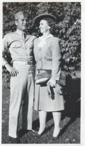 MarthaMarieTennant&BudTennant1944Denver