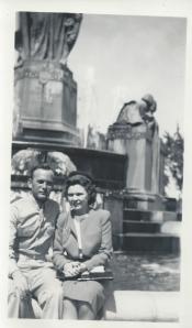 SylviaMarieTennant&BudTennant1944Denver